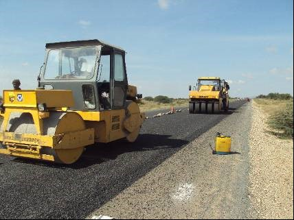 Athi River – Namanga Section (A104) Road Project