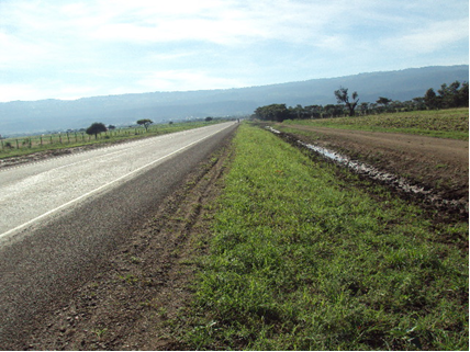 Mai Mahiu Road Project